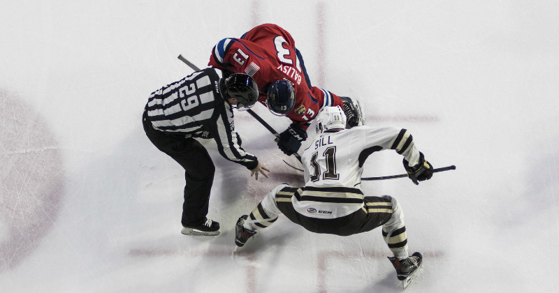Springfield Edges Hershey in Shootout, 5-4