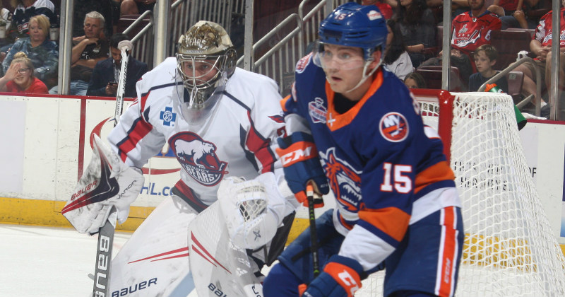 Bears Fall Short in 2-1 Loss on Capitals Night
