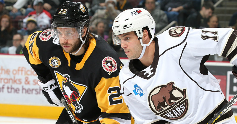 Bears Downed by Baby Pens 3-1