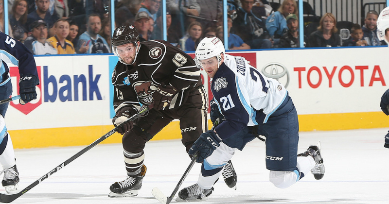 Game Preview: Milwaukee at Hershey, 7 p.m.