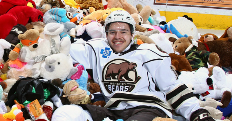 Weekly Release #9: Teddy Bear Toss Sets Tone for Busy December