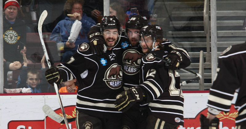 Late Comeback, Overtime Winner Earns Bears 3-2 Victory