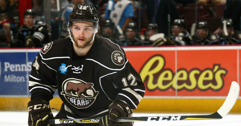 Nathan Walker Joins Hershey