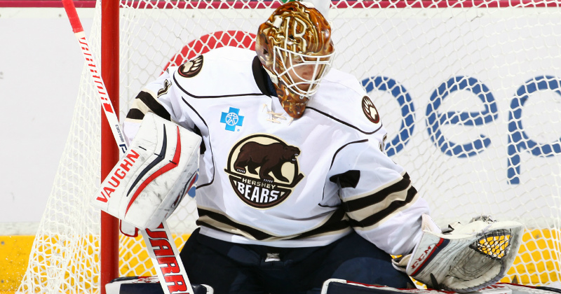 Bears Re-Sign Goaltender Parker Milner