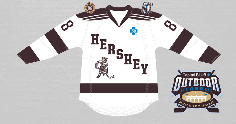 Bears Unveil Outdoor Classic Jersey Design