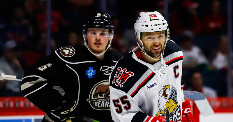 Game Preview: Griffins at Bears, 5 p.m.