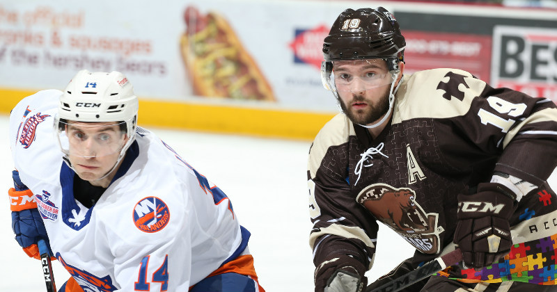 Bear Blow Past Sound Tigers, 5-1
