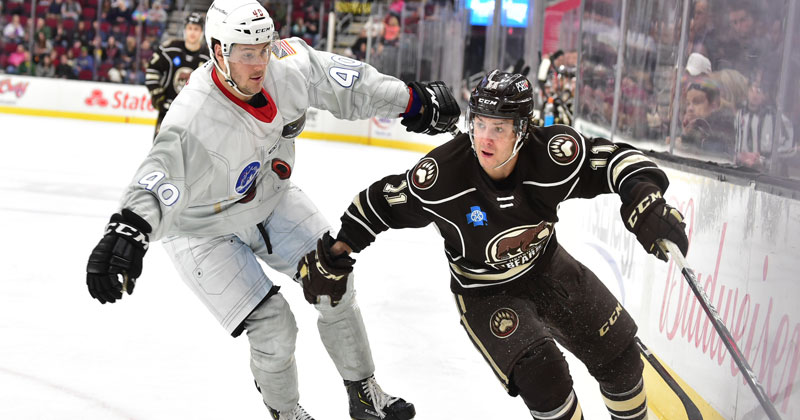 Bears Dropped By Monsters, 5-2