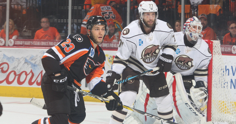 Weekly Release #27: Bears Look for Sweep at Home Wednesday Night