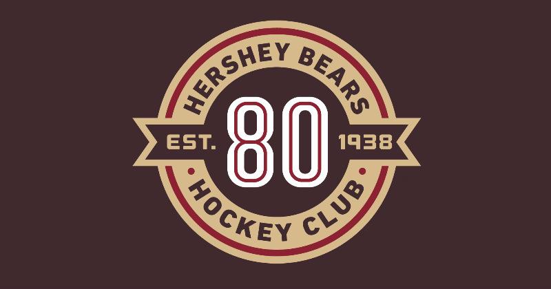Bears Unveil Logo for 80th Anniversary Season