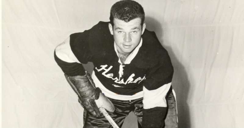 Former Bear Don Cherry to be Inducted in AHL Hall of Fame
