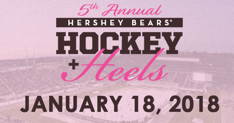 Hockey in Heels Heads Outdoors!