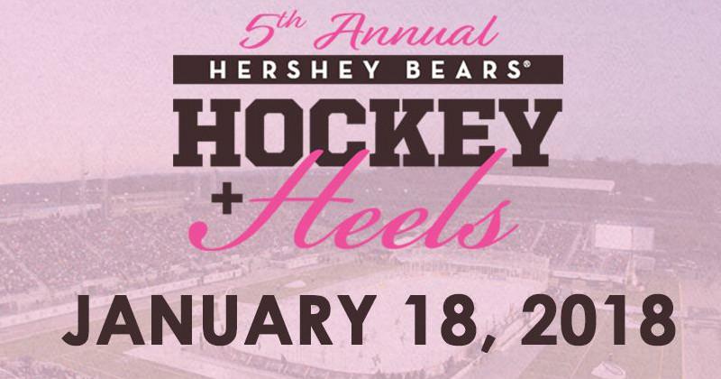 Hockey in Heels Heads Outdoors!