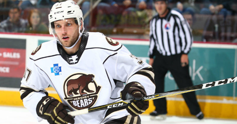 Leach Signs AHL Deal, Returns to Stingrays