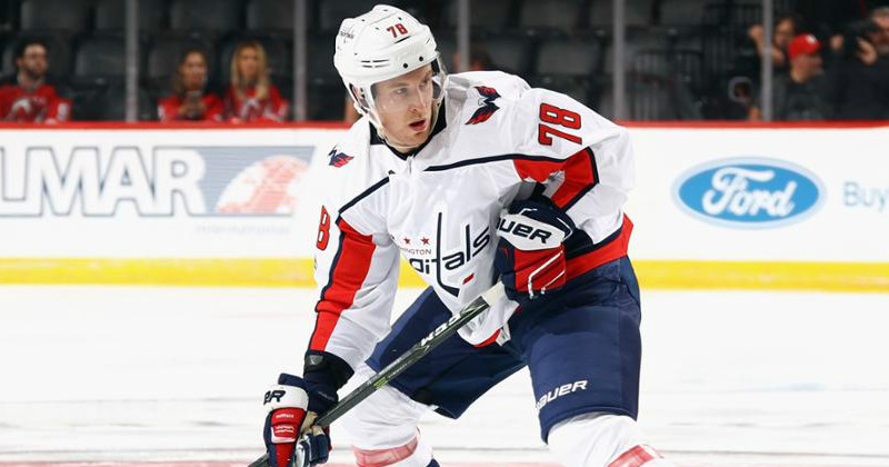 Capitals Re-assign Lewington to Hershey, Bears Send Two to ECHL