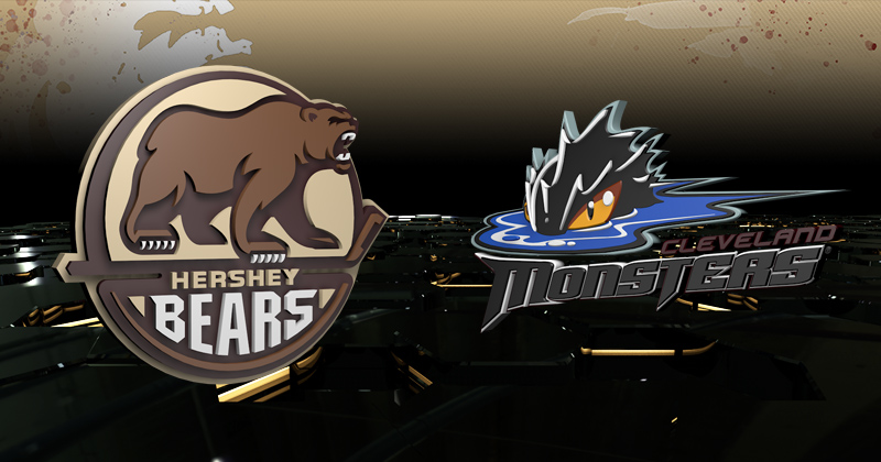 Game Preview: Bears at Monsters, 3 p.m.