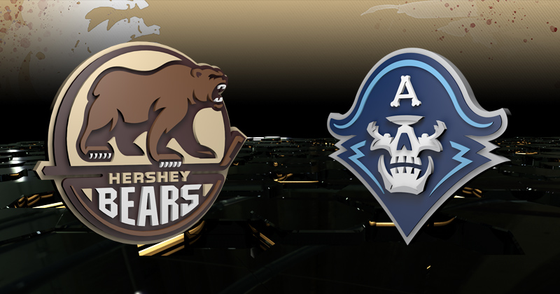 STAR WARS Night Game Preview: Admirals at Bears, 5 p.m.