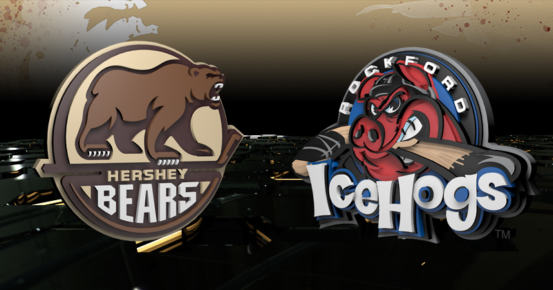 Game Preview: Bears at IceHogs, 5 p.m.