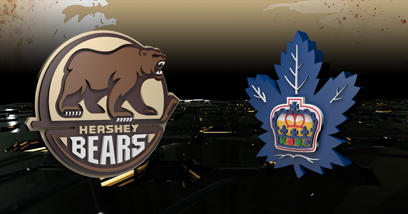 Game Preview: Marlies at Bears, 7 p.m.