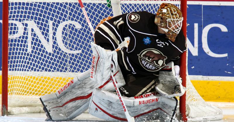 Bears Re-Sign Goaltender Parker Milner