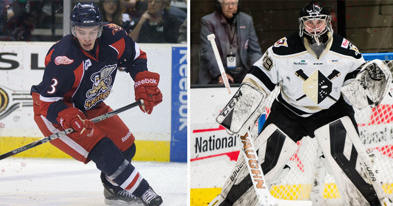 Bears Sign Logan Pyett and Adam Morrison to AHL Deals