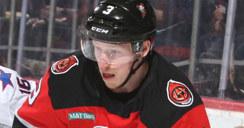 Bears Add Defender Tariq Hammond on AHL Deal
