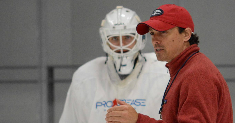 Alex Westlund Named Associate Goaltending Coach