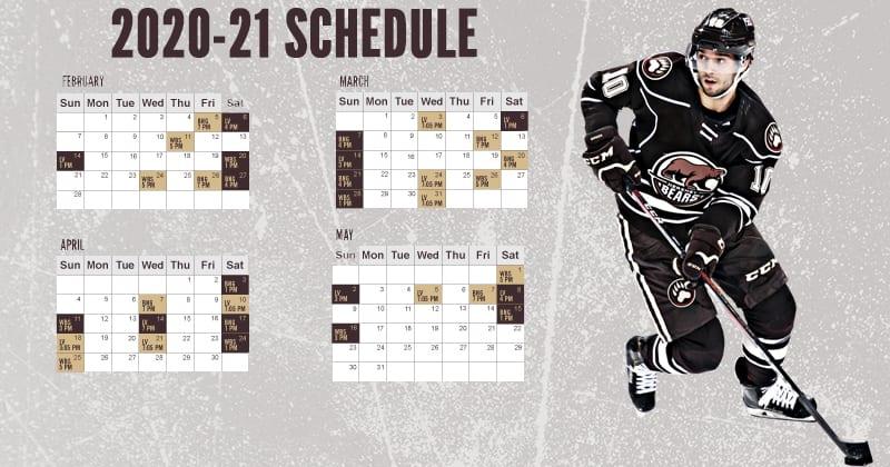 2021 Schedule Release
