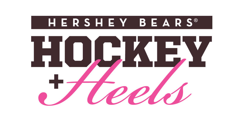 Hockey and Heels Logo
