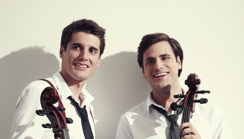 2CELLOS - Canceled