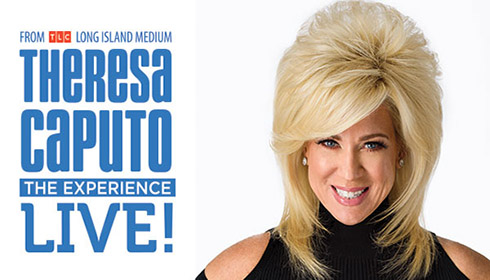 <span><span>Theresa Caputo&nbsp;</span></span>Live! The Experience
