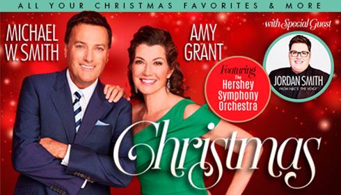 <span>Amy Grant and Michael W. Smith</span>