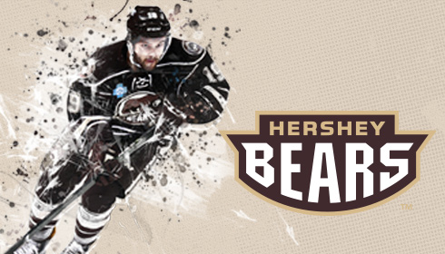 Hershey Bears - 2019 Calder Cup Playoffs - Round 1, Home Game 2*