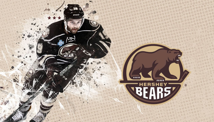 <em>Hershey Bears</em> vs. Bridgeport Sound Tigers