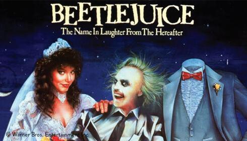 Classic Film: Beetlejuice
