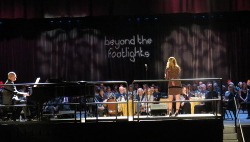 Beyond the Footlights: Hershey Theatre Apollo Awards Grand Stage Cabaret