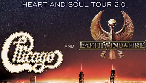 Earth, Wind & Fire and Chicago