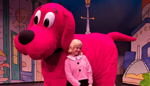 <span>Clifford The Big Red Dog LIVE!&nbsp;</span>