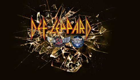 Def Leppard with REO Speedwagon and Tesla
