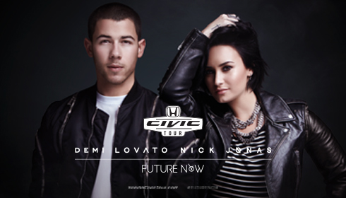 Demi Lovato & Nick Jonas: Future Now