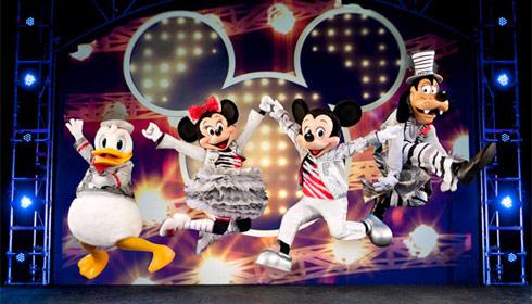 Disney Live! Mickey's Musical Festival