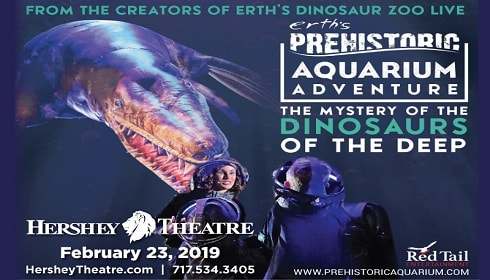 <span><span>Erth&rsquo;s Prehistoric Aquarium Adventure</span></span>