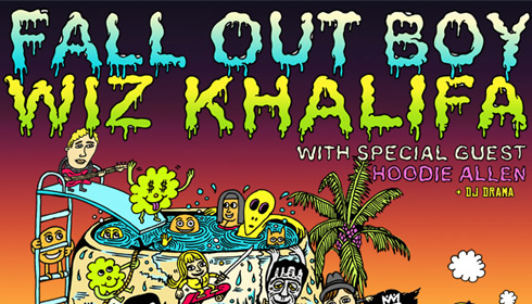 Fall Out Boy & Wiz Khalifa