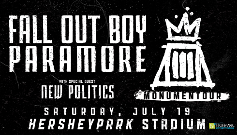 Fall Out Boy & Paramore