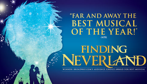 Family Night On Broadway - Finding Neverland