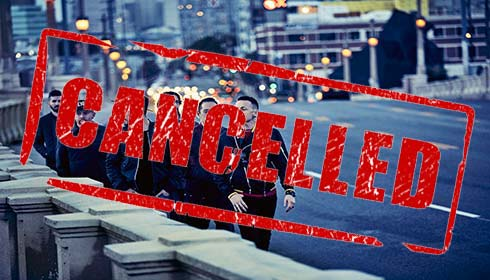 CANCELLED -Linkin Park and Blink - 182