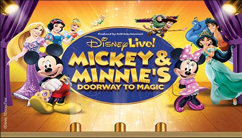 Disney Live! Mickey & Minnie's Doorway to Magic