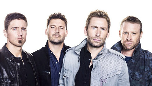 Nickelback - CANCELED