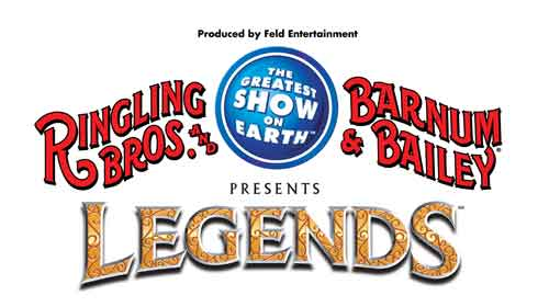 Ringling Bros. and Barnum & Bailey Presents LEGENDS