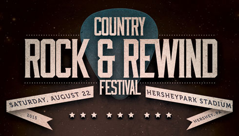 Country Rock & Rewind Festival - Canceled